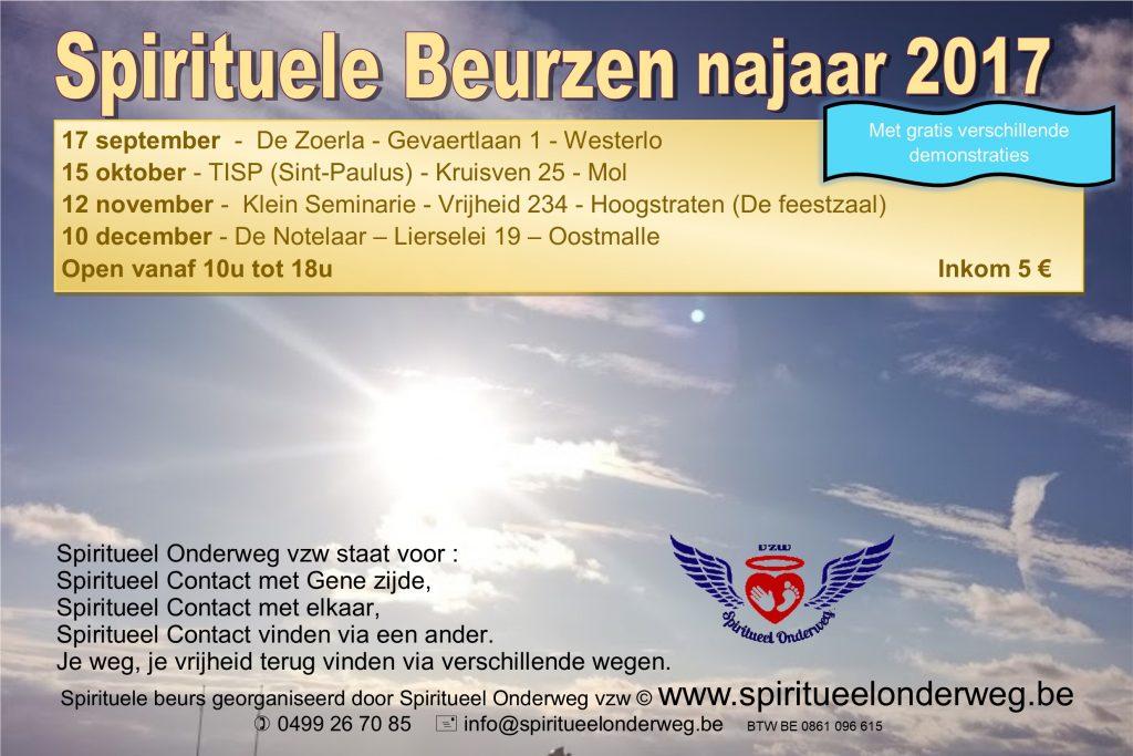 Spiritueel Onderweg – Advertentie