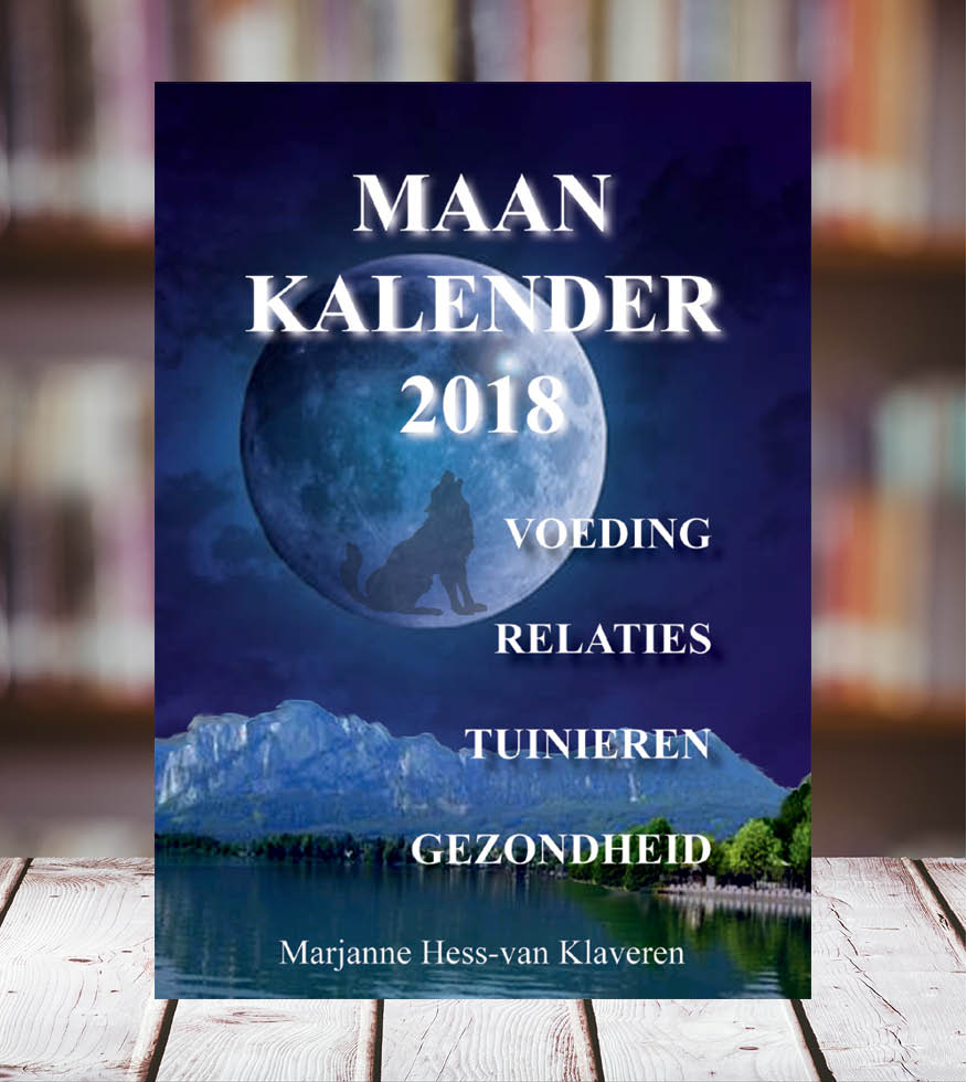 Photo of Maan Kalender 2018 – Scheurkalender