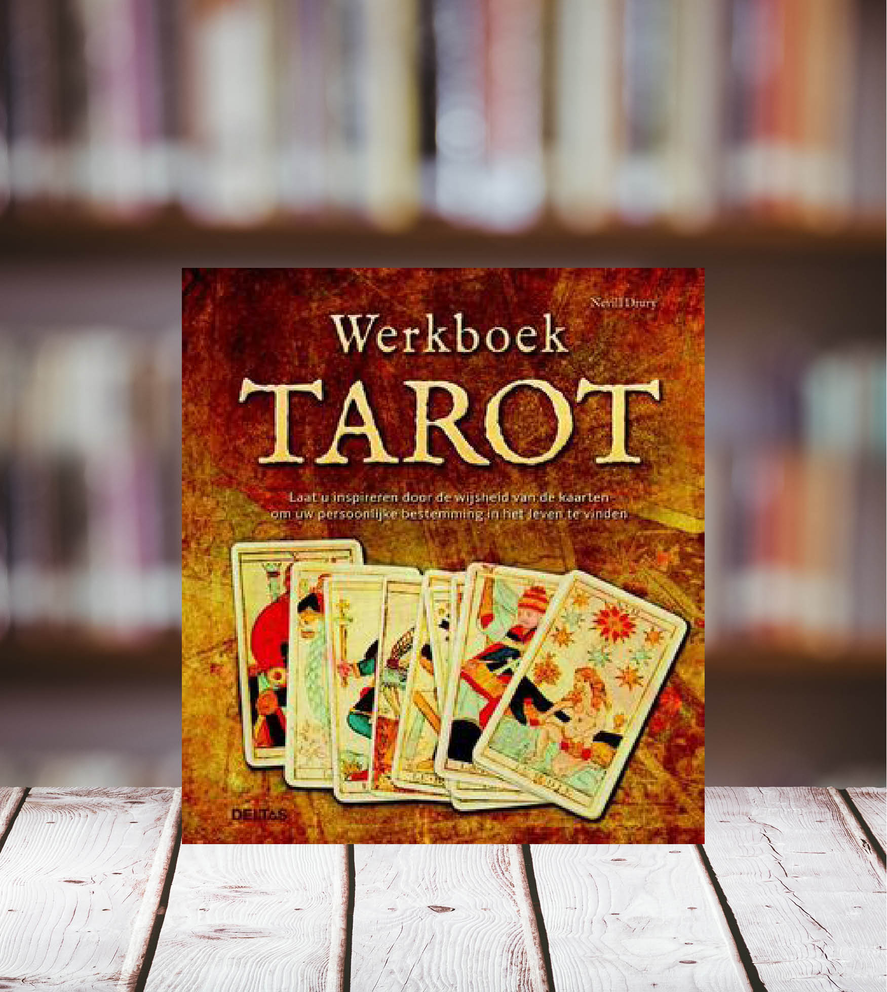 Photo of Recensie: Werkboek Tarot