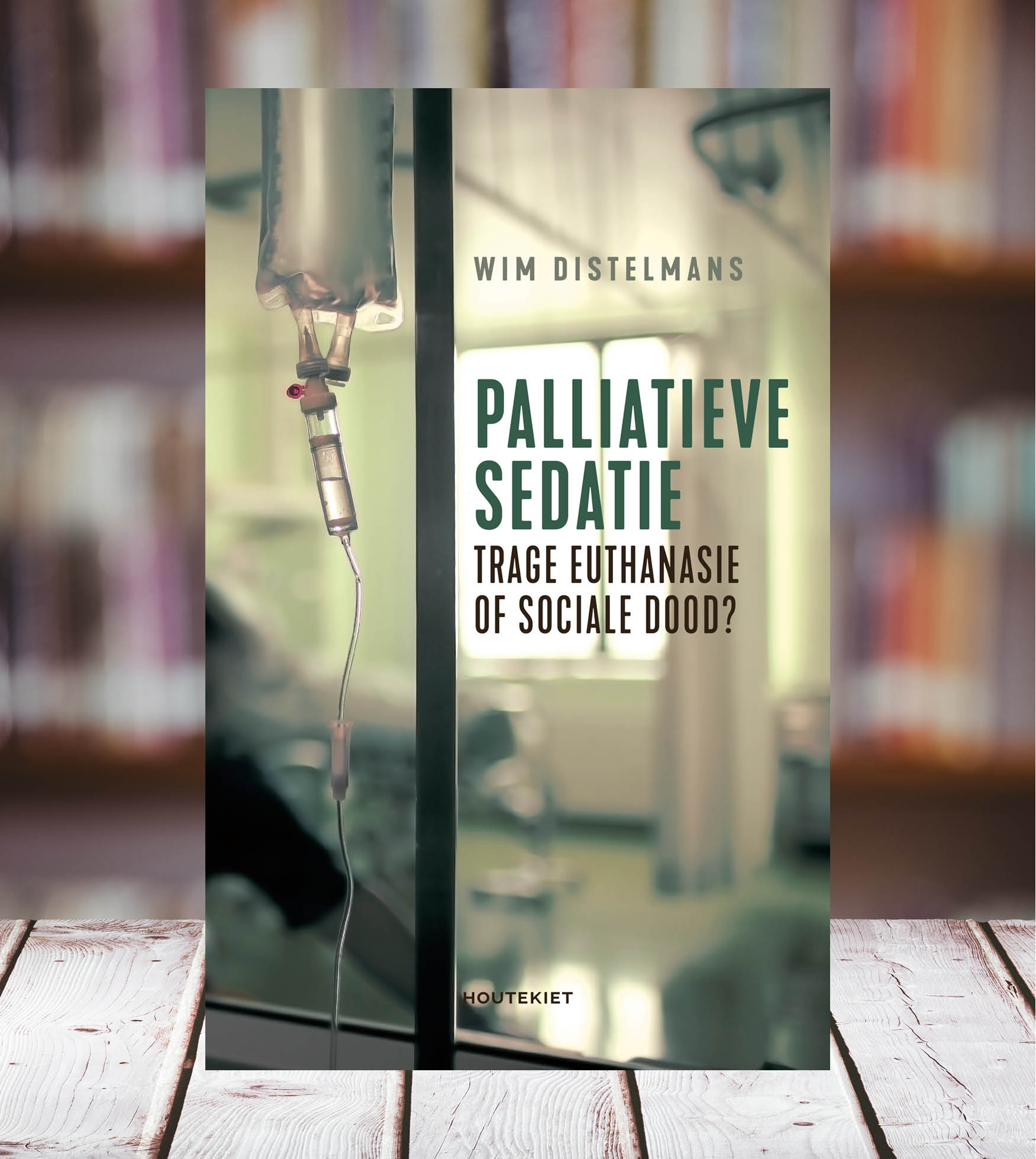 Photo of Palliatieve sedatie
