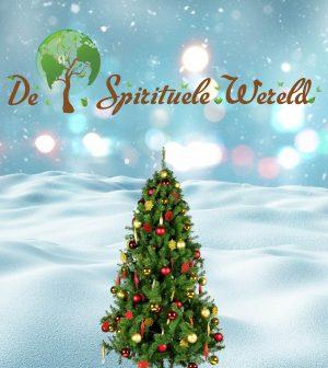 Zalige Kerstmis Vrolijk Nieuwjaar De Spirituele Wereld