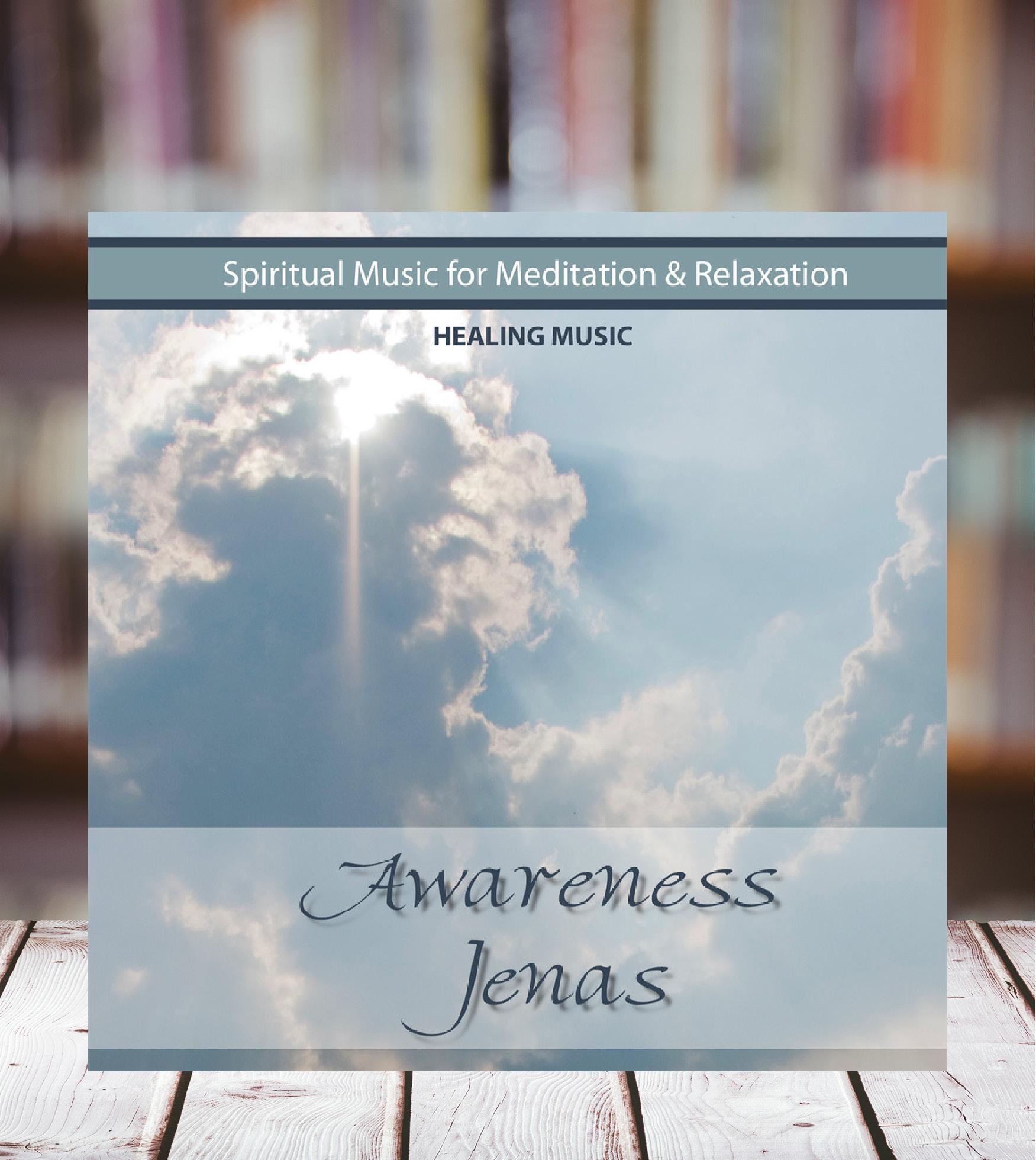 Photo of CD: Awareness