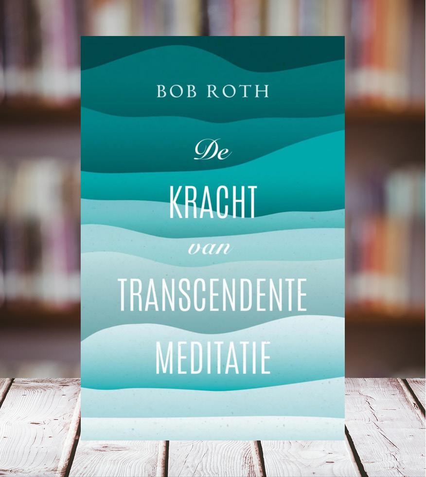 Photo of Recensie: Bob Roth – De kracht van transcedente meditatie.