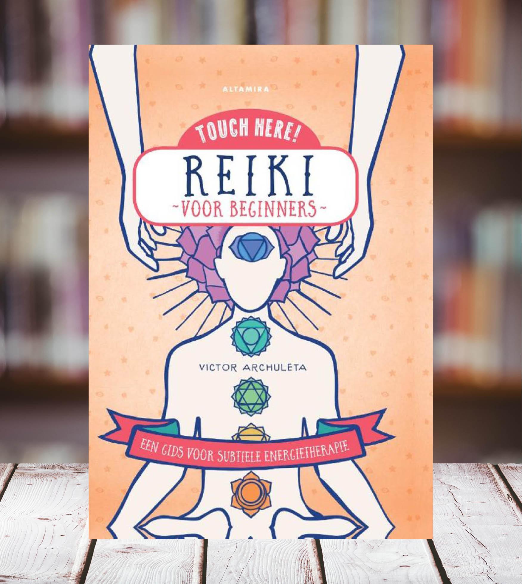 Photo of Recensie: Victor Archuleta – Reiki ~voor beginners~