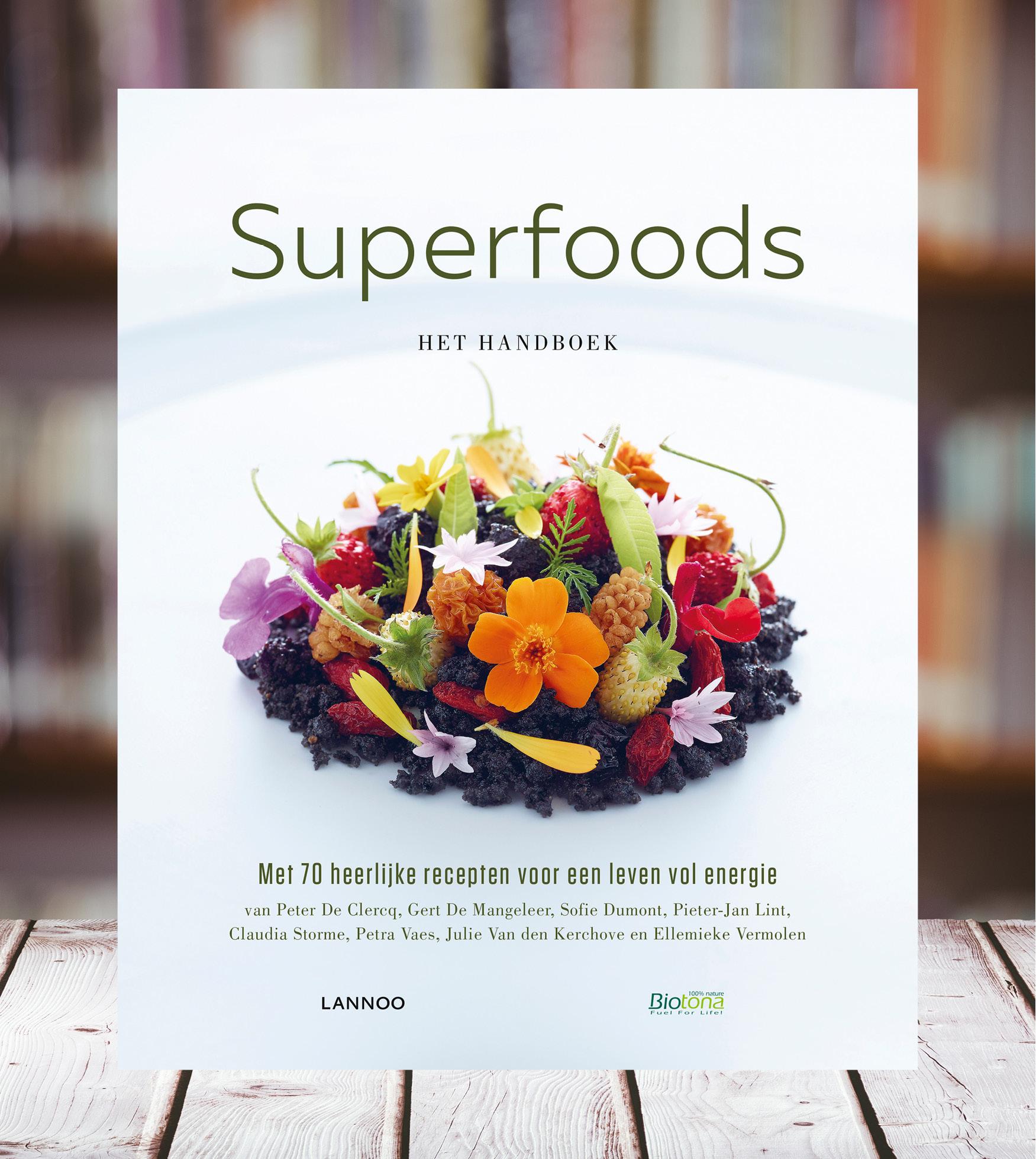 Photo of Superfoods – Het handboek