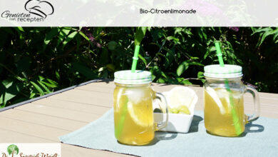 Photo of Bio Citroenlimonade