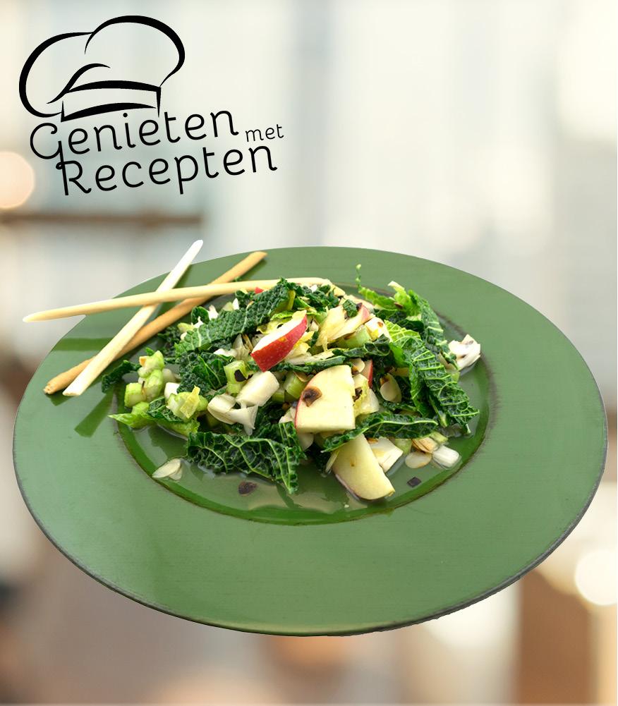 Photo of Appelcider-azijndressing salade