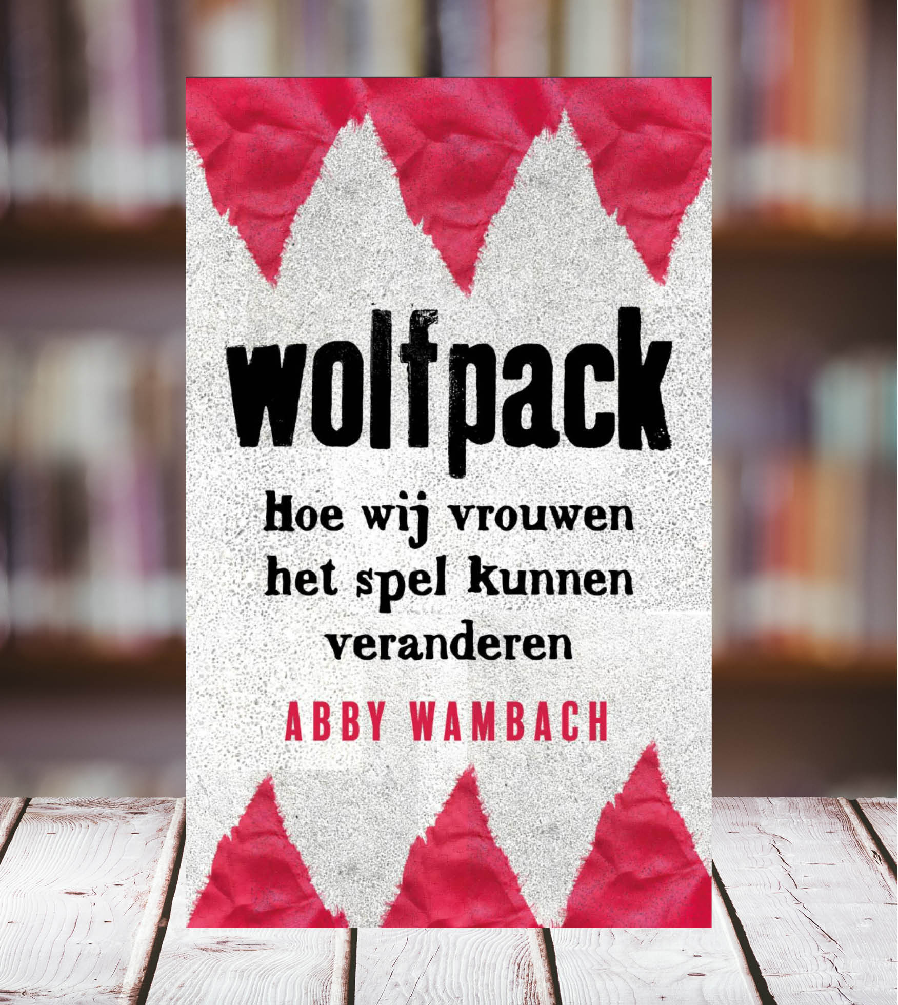 Photo of Wolfpack: Hoe wij vrouwen het spel kunnen veranderen