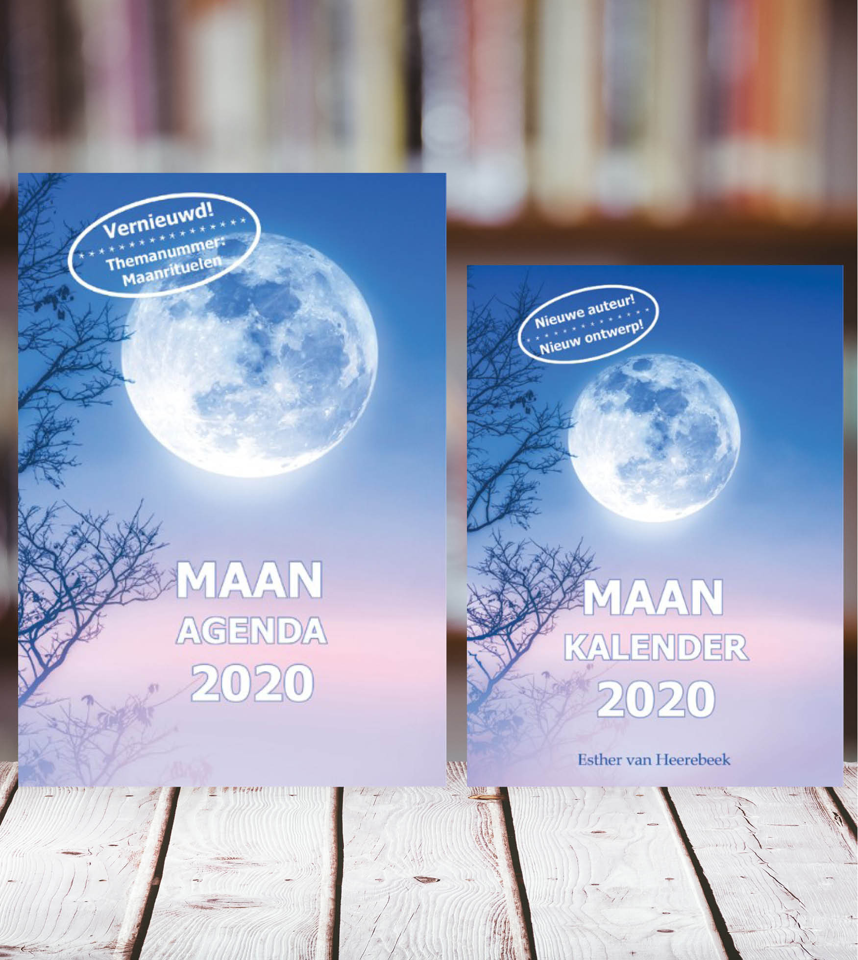 Photo of Maankalender en Maanagenda