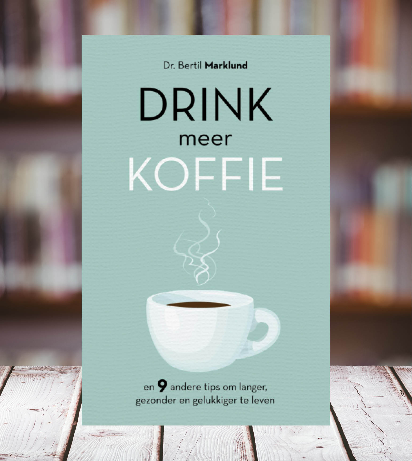 Photo of Drink meer koffie