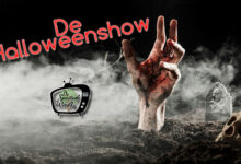 Photo of De Halloweenshow, kijk en doe mee, als je durft!