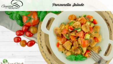 Photo of Panzanella Salade